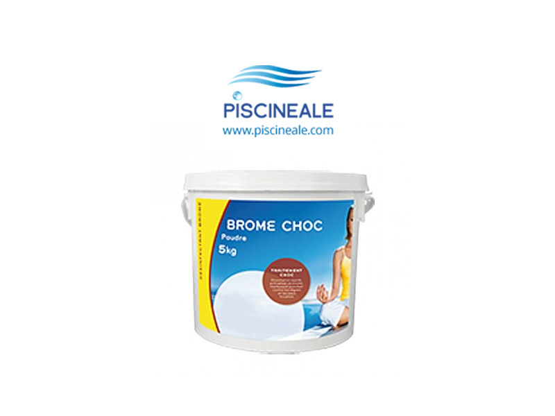 Traitement piscine au brome piscin ale for Piscine brome