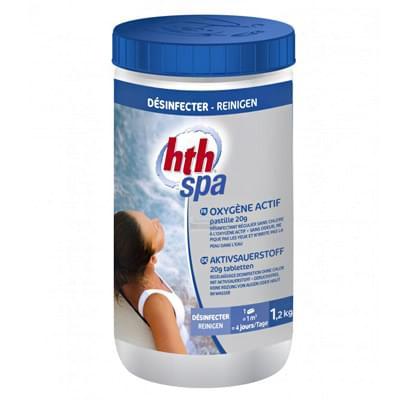 HTH SPA Oxygène actif