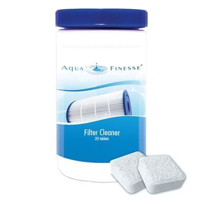 Nettoyant cartouche Pastilles Aqua Finesse Filter Clean