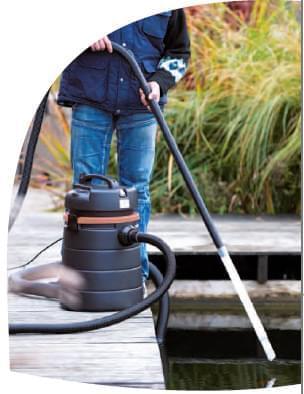 Aspirateur de bassin aspio 1600 aspirateur de bassin for Aspirateur pour bassin