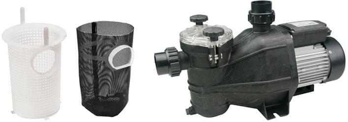 platine de filtration vipool