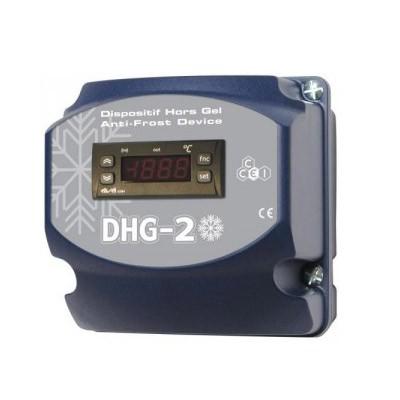 coffret hors gel dhg 2 digital pour piscine coffret