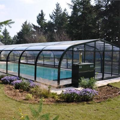 Chauffage pour abris piscine climabris chauffage pour for Chauffage pour piscine