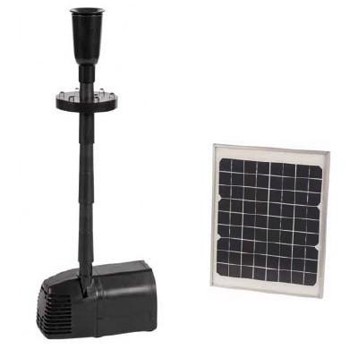 Pompe solaire de bassin 350 pompe jet d 39 eau piscin ale for Piscine pompe solaire