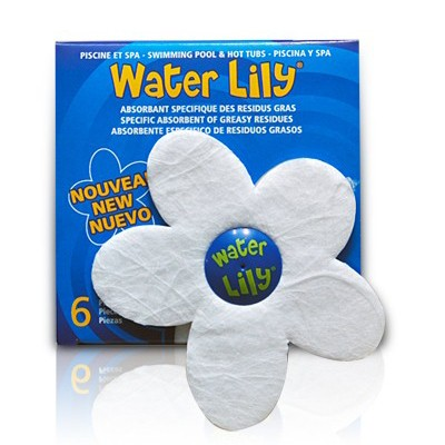 Absorbant Water Lily x 12