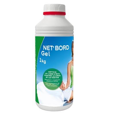 Nettoyant ligne d'eau Net Bord Gel 1 kg x 2