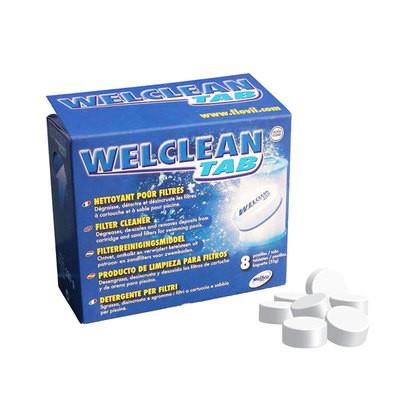 Pastilles de nettoyage cartouche Welclean Tab