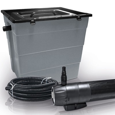 Kit de filtration 6000 Heissner