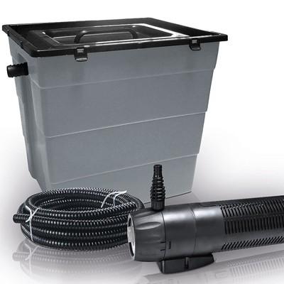 Kit de filtration 6000 Heissner