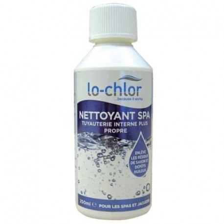 Nettoyant canalisation Spa Lo-Chlor