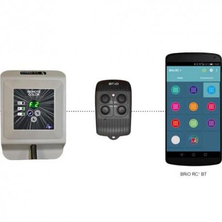 Télécommande Brio RC+ Bluetooth projecteur LED