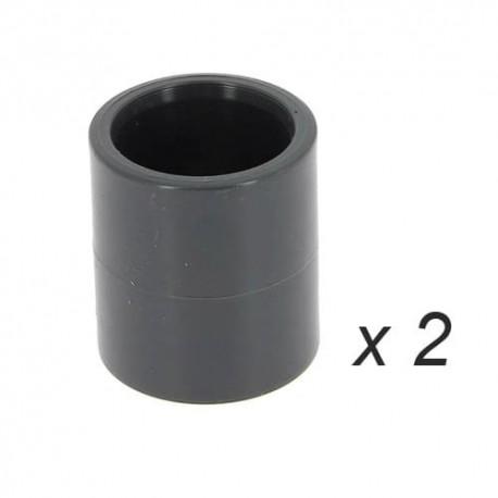 Manchon PVC par 2
