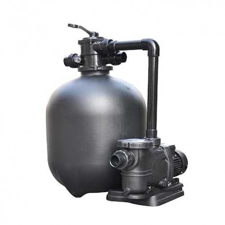 Platine de filtration E-Pool 14,5m³/h