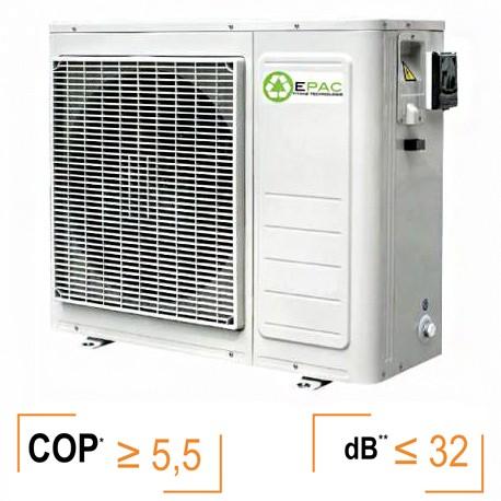 Pompe à chaleur E-Pac 100