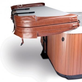 Leve Couverture Cover Caddy Pour Spa