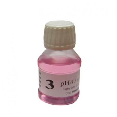 Solution d'étalonnage pH 4