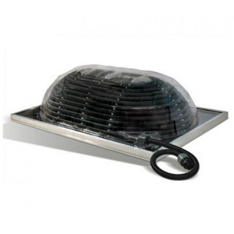Chauffage solaire hors sol Maxi Dôme