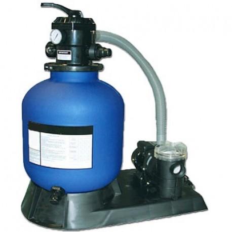 Platine de filtration premium 7,9m³/h